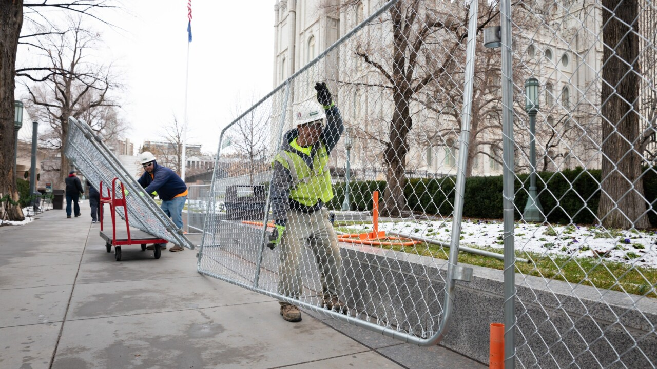 Salt Lake Temple is being decommissioned, will no longer be a dedicated temple