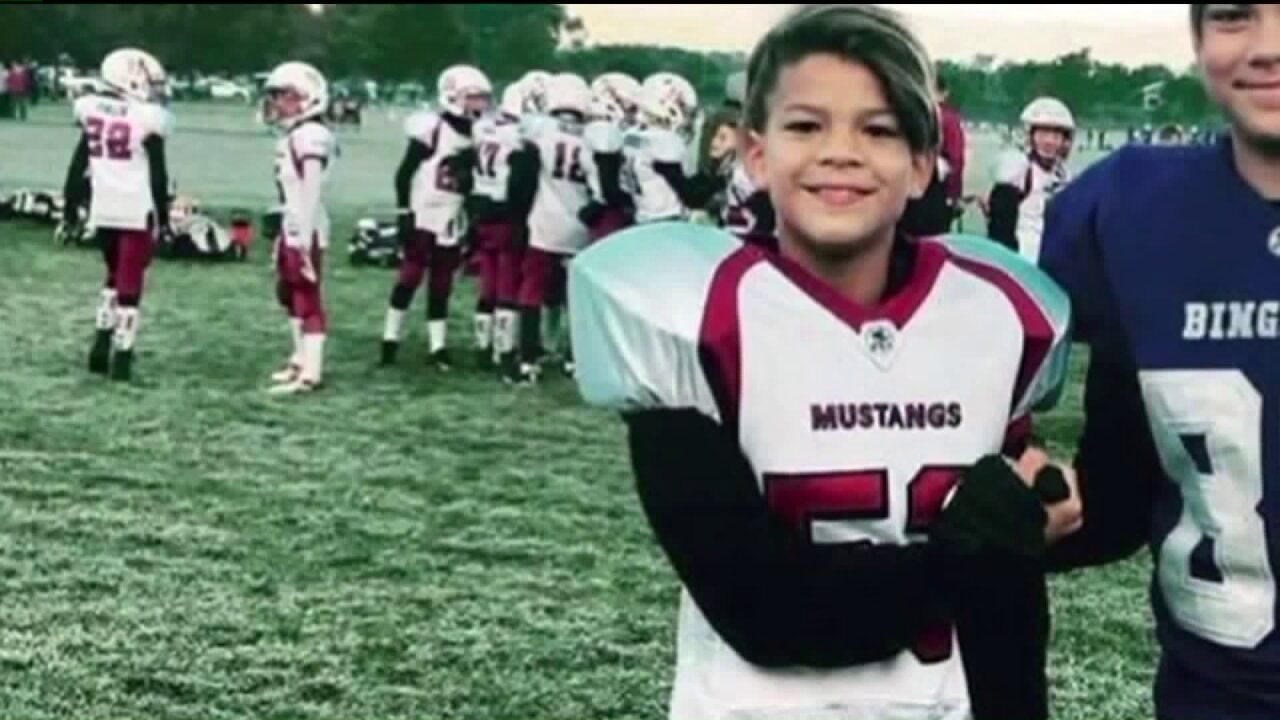 South Jordan boy dies after playing 'fainting game,' mother has message for other parents