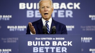 Joe Biden officially nominated as the Democratic nominee
