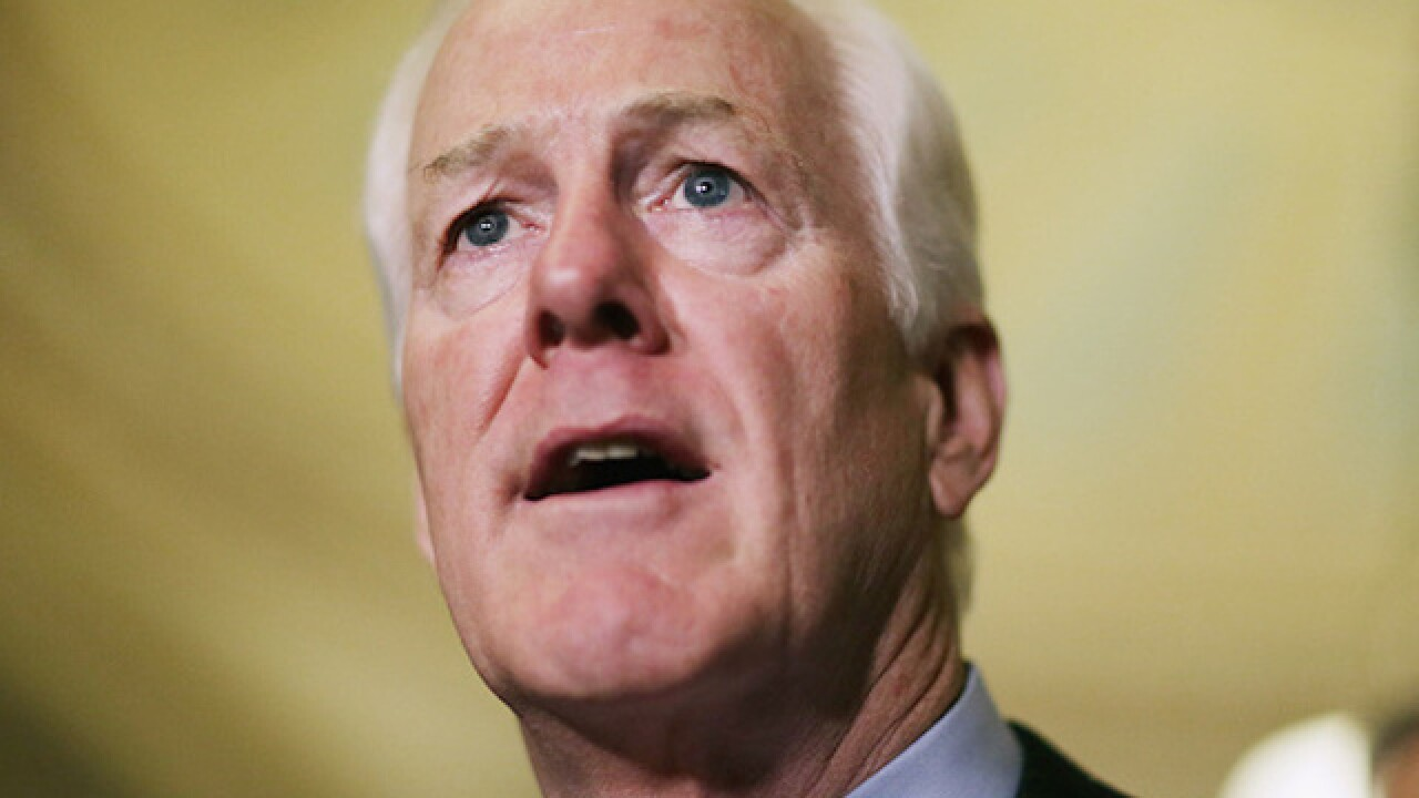 GOP's No. 2 senator: Hearing possible