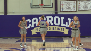 Carroll College women defeat College of Idaho 79-54 during Field Trip Game