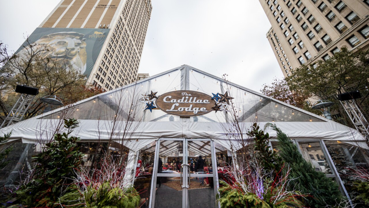 Detroit Christmas Market 2020 Downtown Detroit winter markets returning; here's what will be there