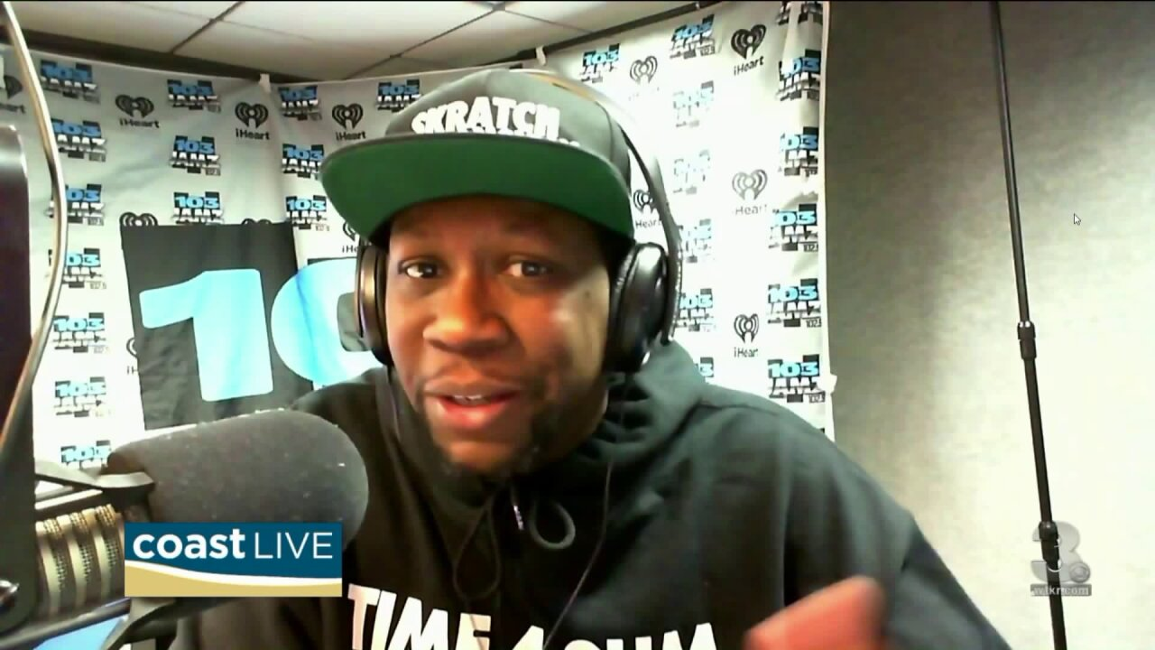 Music news from DJ Bee at 103 Jamz on Coast Live
