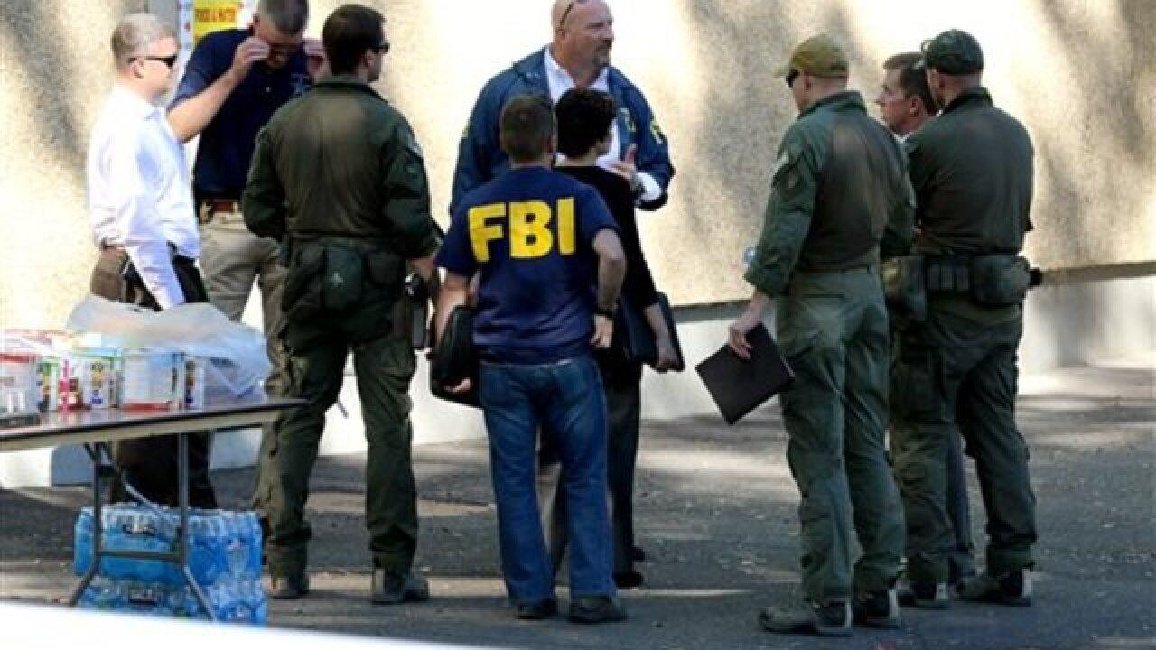 Sheriff: Oregon shooter killed himself
