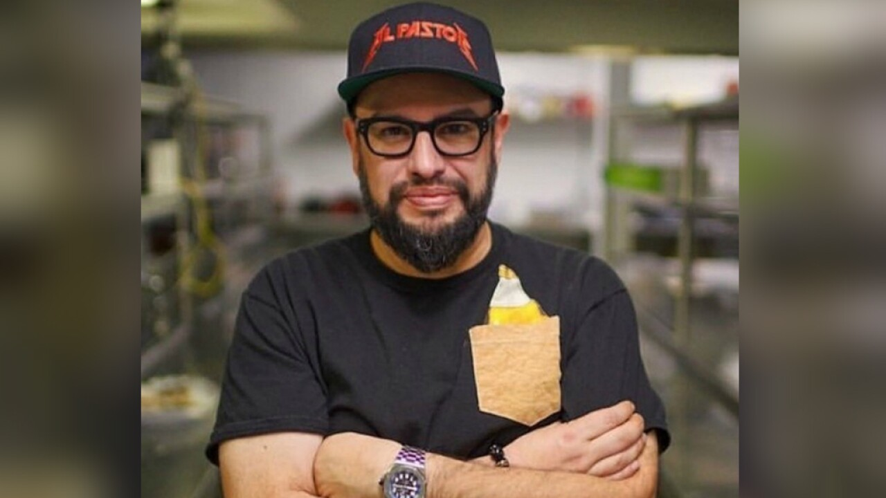 Carl Ruiz, celebrity chef, dead at 44