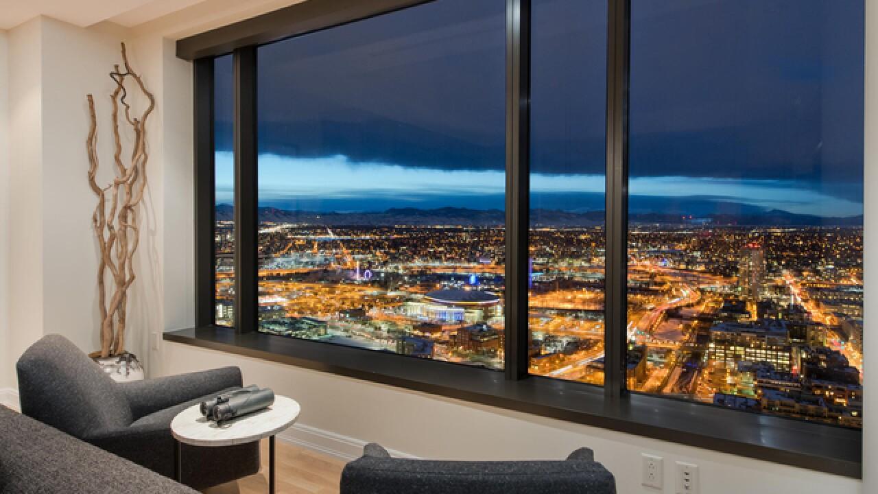 GALLERY: $4.35M condo in downtown Denver