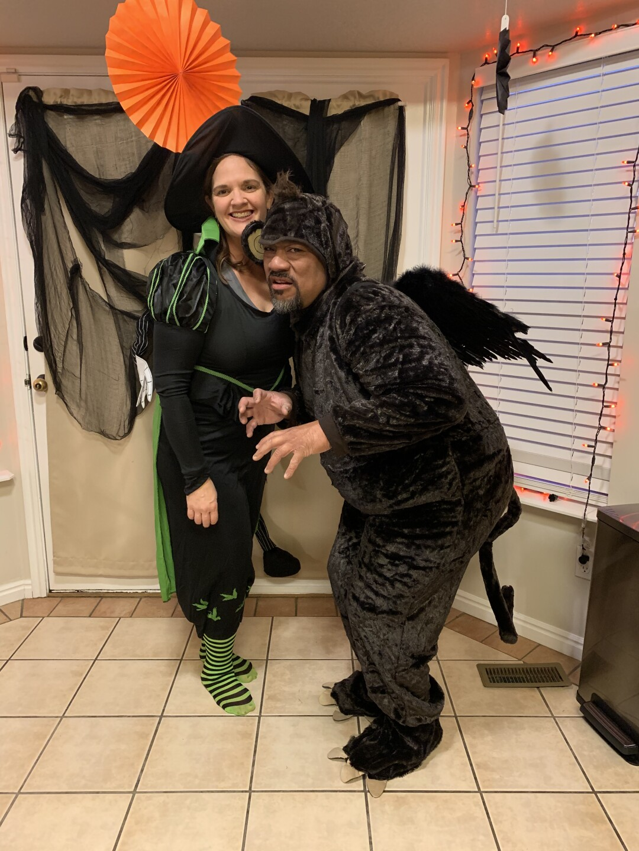 Photos: Big Budah's blog: Halloween and a farewell tomeat