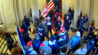 Ethan Seitz US Capitol riot
