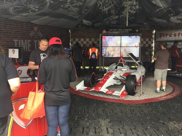 Photo gallery: Food and fun at the 2017 Chevrolet Detroit Grand Prix