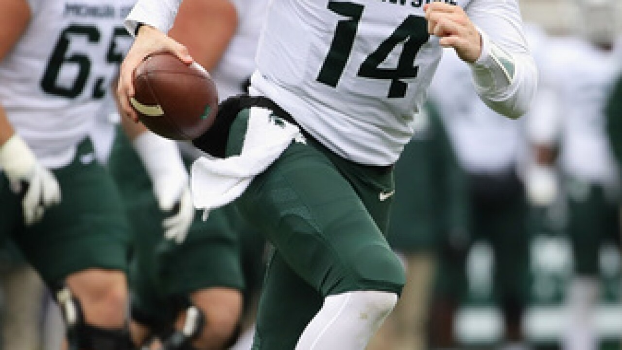 Spartans to play in Holiday Bowl against Washington State Cougars