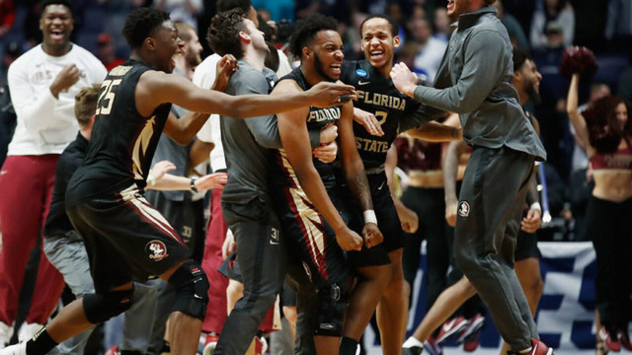 Florida State ousts top-seeded Xavier in NCAA Tournament