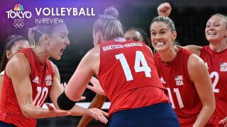 Tokyo Olympics volleyball in review: French men, U.S. women make history