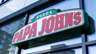 Papa John's New Pizza Is Covered In Full Strips Of Bacon