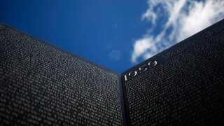 25th Anniversary Of Vietnam Veterans Memorial Wall Commemorated