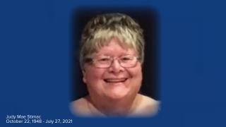 Judy Mae Stimac October 22, 1948 - July 27, 2021