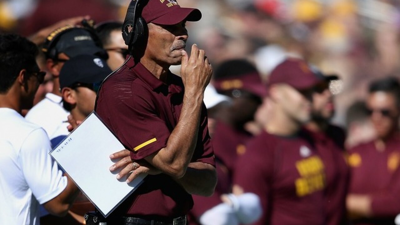 ASU has multiple paths for winning the Pac-12 South championship