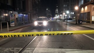 Fatal shooting on Eighth and Walnut