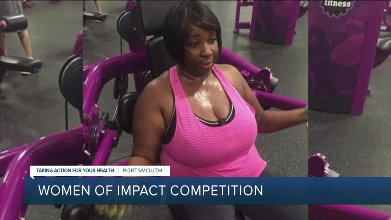 Portsmouth woman inspires heart health awareness