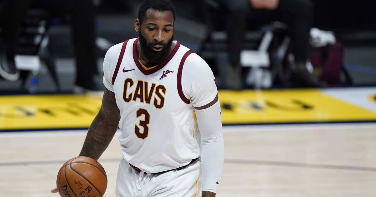 Reports: Cavs unable to trade Andre Drummond, will work on buyout - News 5 Cleveland