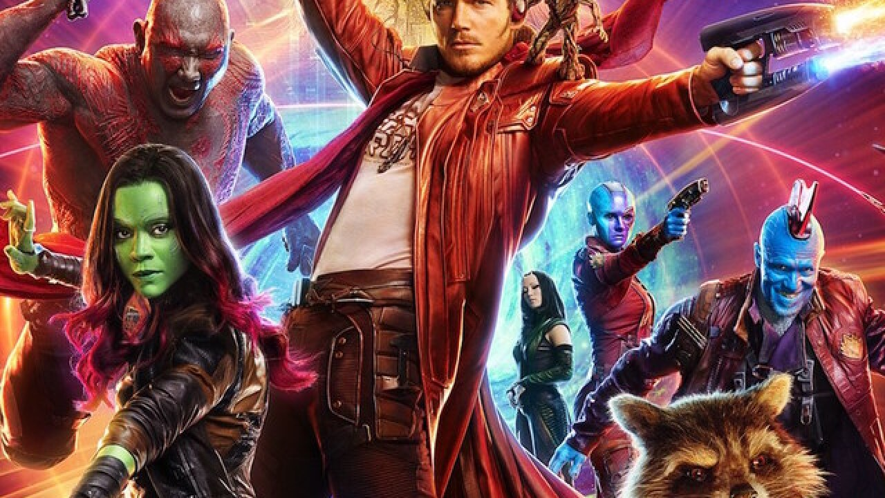 Man sues date for texting during 'Guardians of the Galaxy' movie