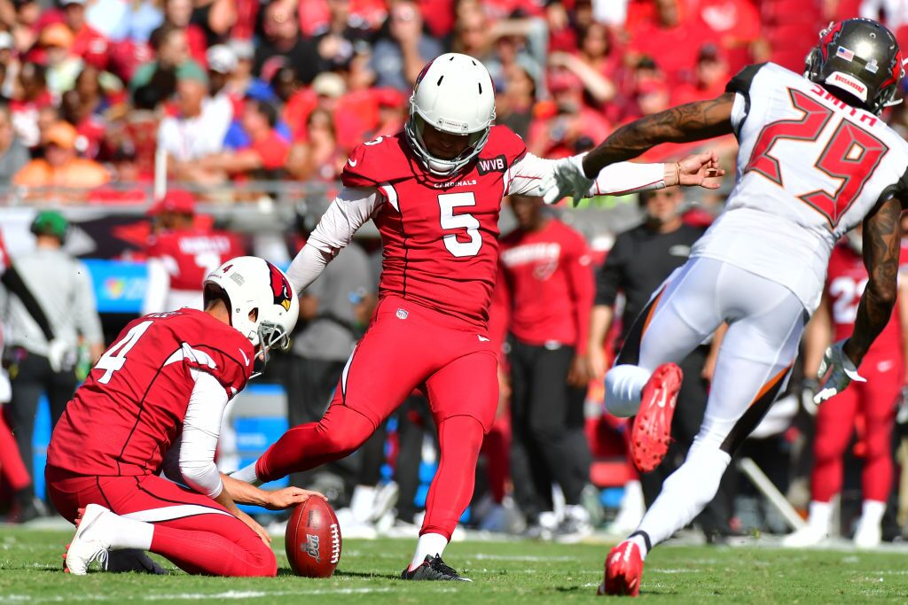 Arizona Cardinals v Tampa Bay Buccaneers