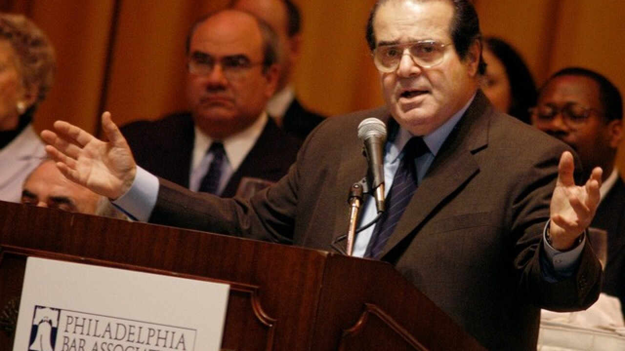 Local law school reacts to Scalia's death