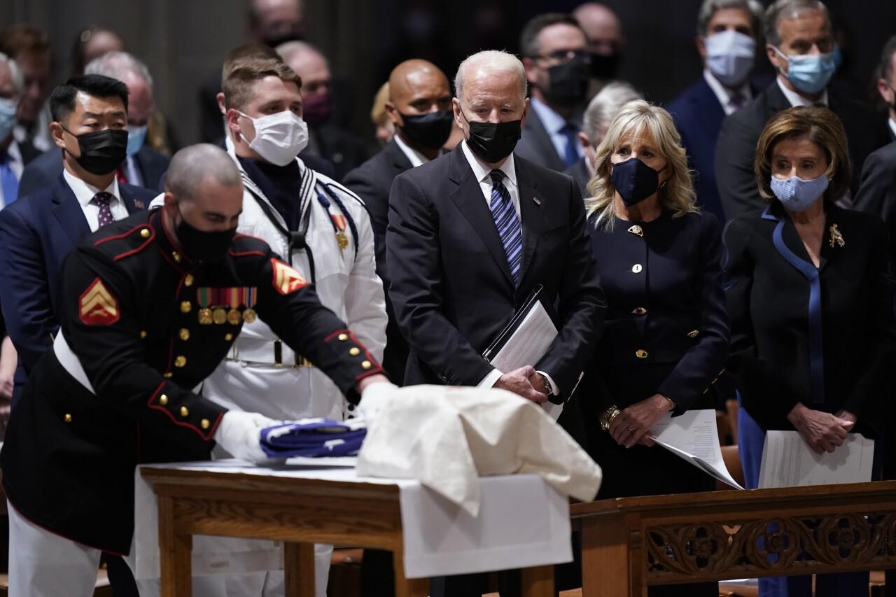 Joe Biden, Jill Biden, Nancy Pelosi