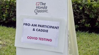 Honda Classic COVID-19 testing on March 16, 2021