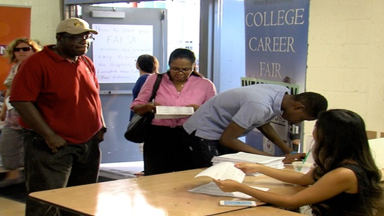 Local college recruiting prompts warning in Fla.