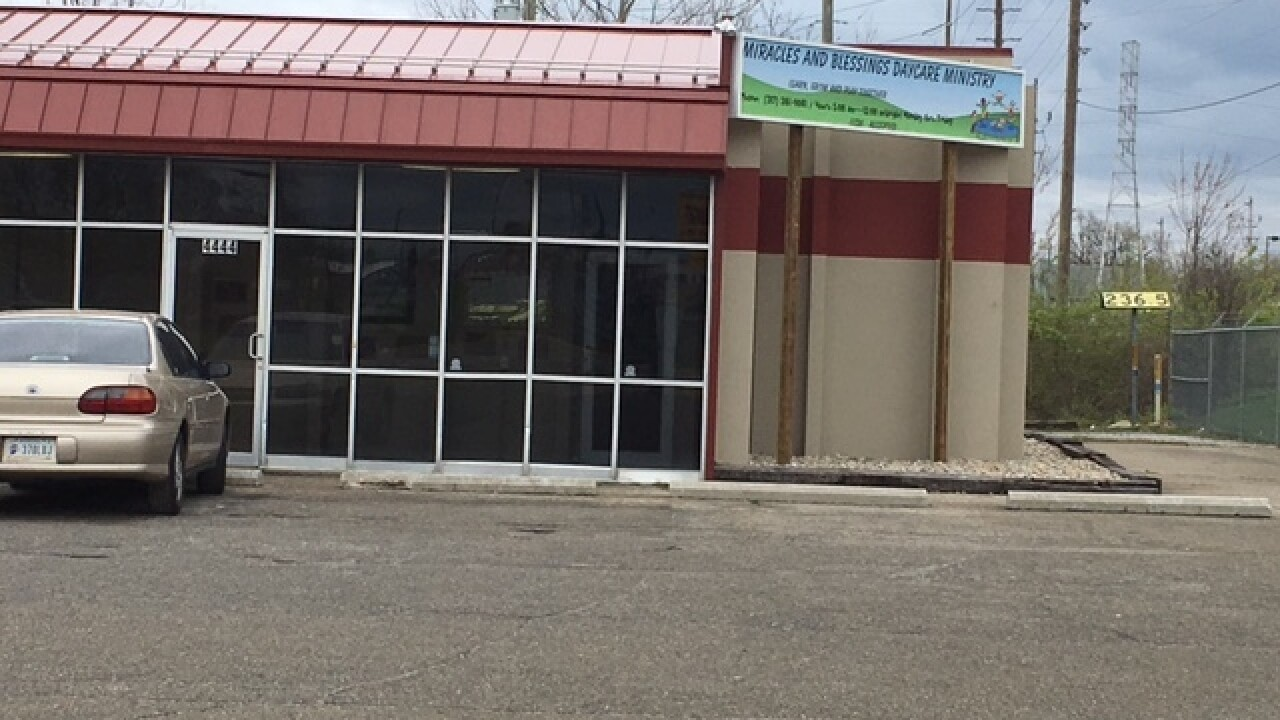 State wants day care where infant died shut down