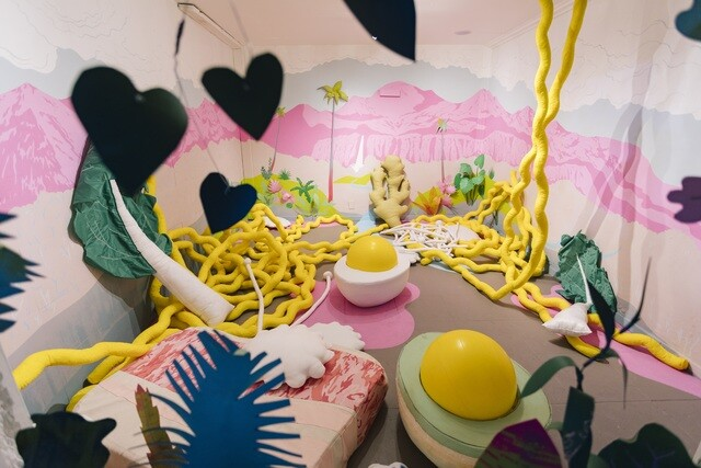 PHOTOS: 'The Art Motel' at Life is Beautiful