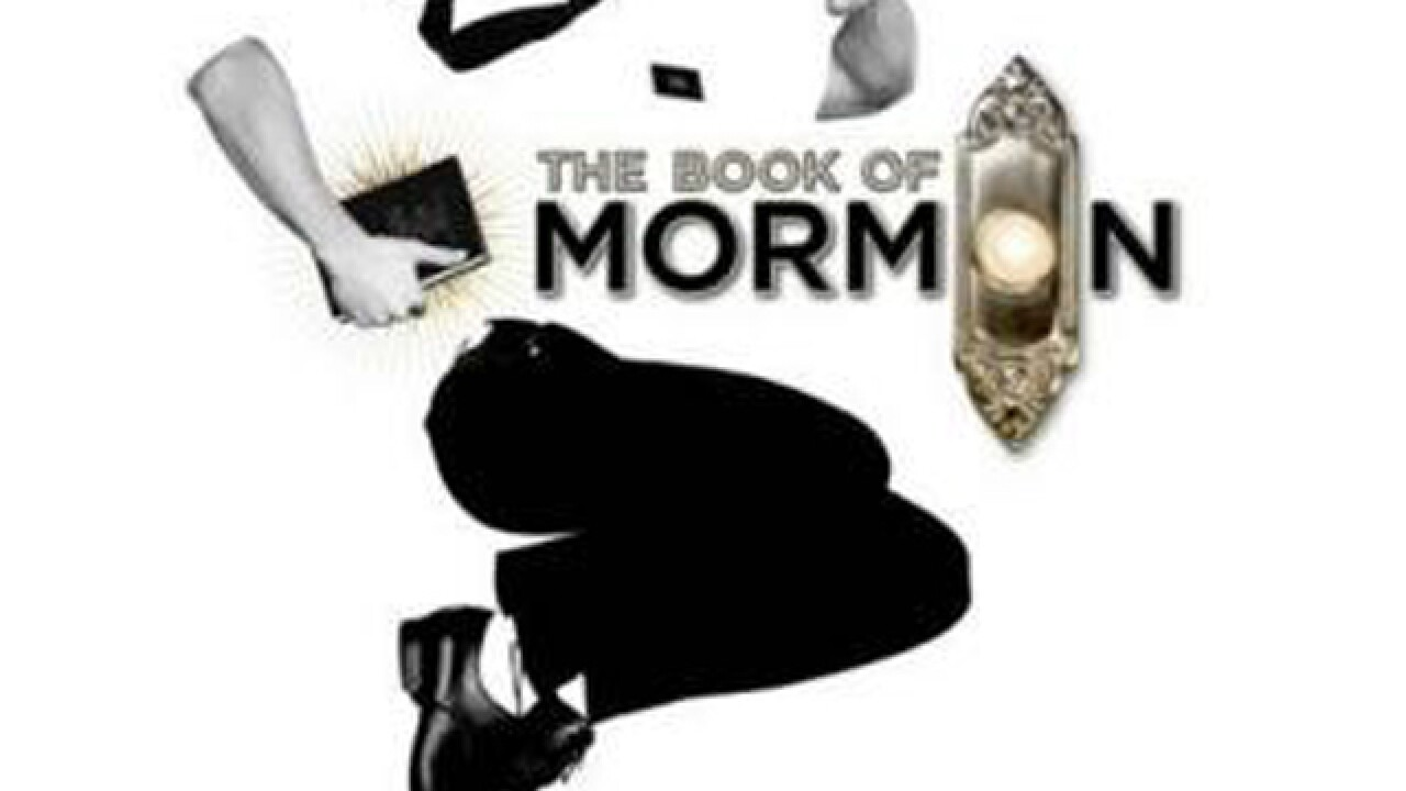 Hey, Denver: 'The Book of Mormon' is coming to Denver June 13