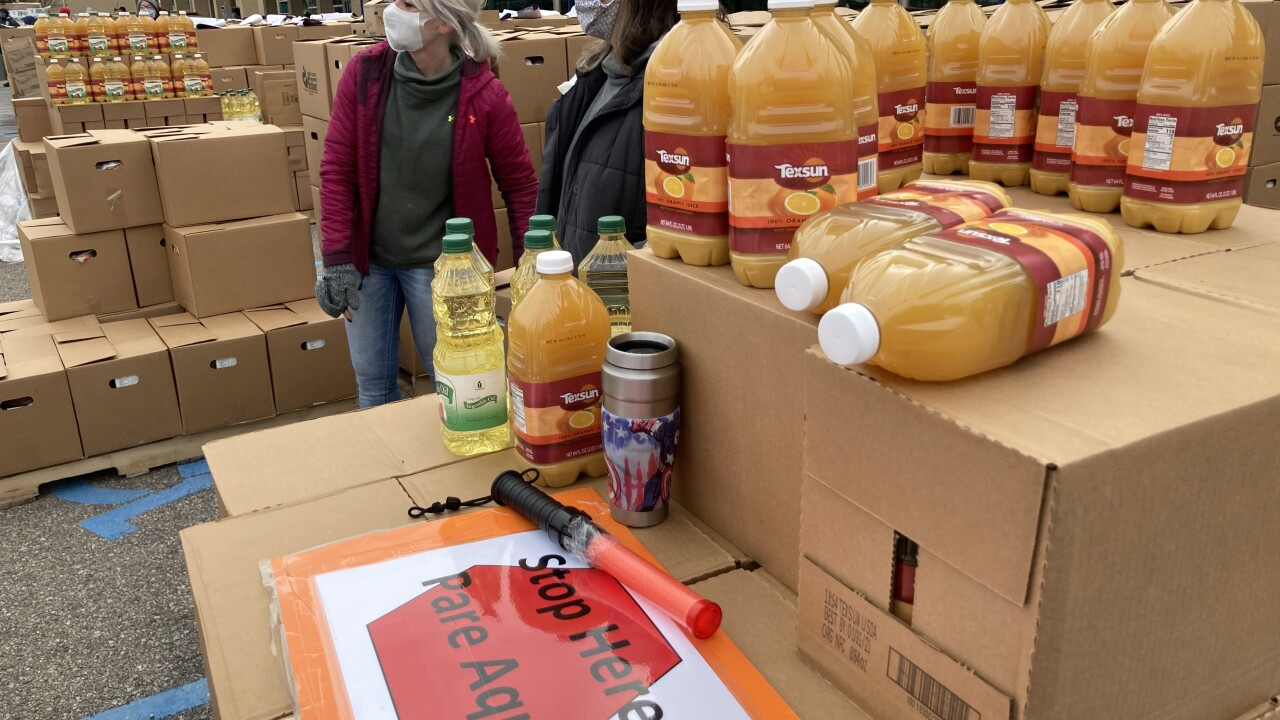 Kent Co. Community Action food distribution event pic 1.jpg