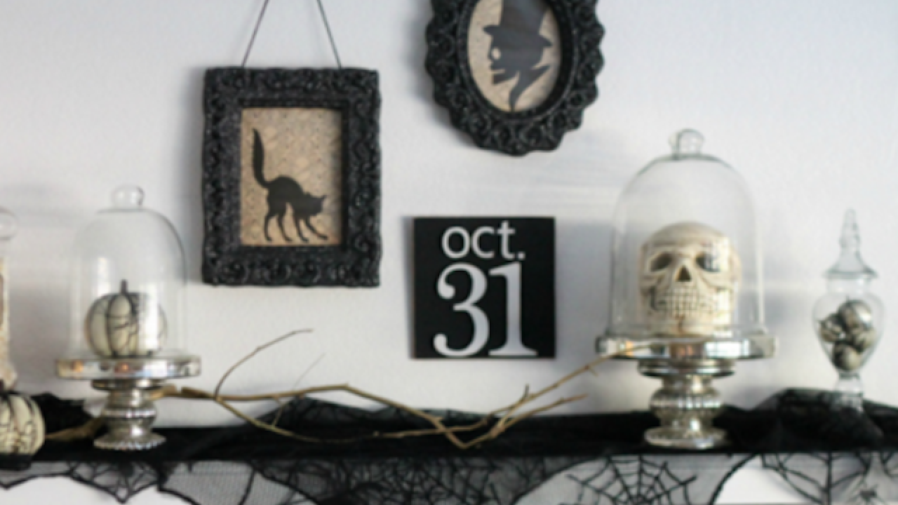 81a467eeb 10 chic DIY Halloween decorations for the most adult Halloween fans