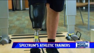 Medical Moment: Athletic Trainers