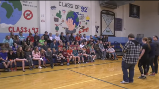 Butte youth theater group addresses bullying, mental health issues at local schools