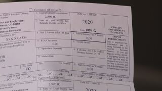 People now getting tax form tied to fake unemployment claims