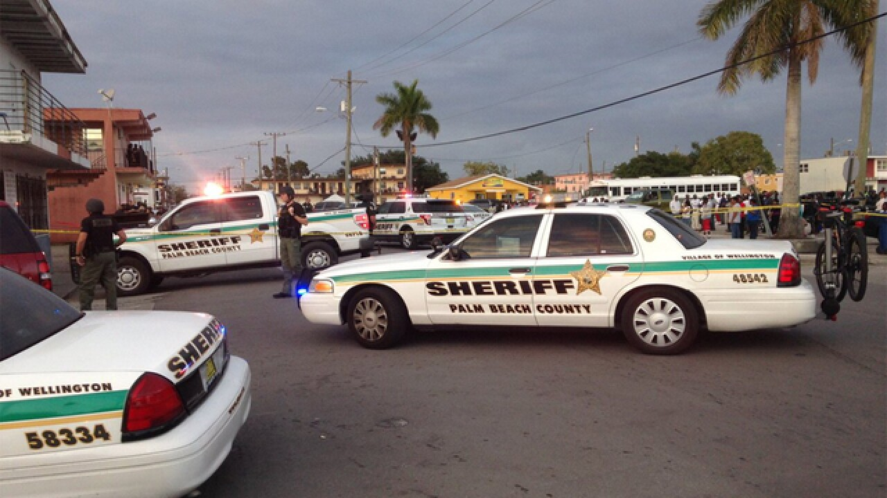 Belle Glade shooting investigated
