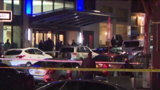 Queens hotel shooting Jan 1