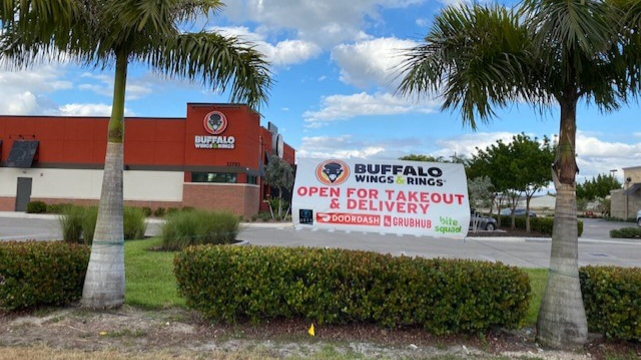 Buffalo Wings and Rings in SWFL