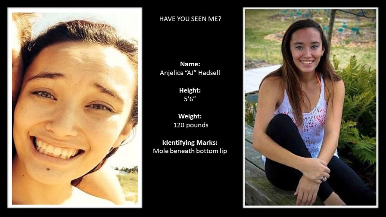 Search for missing Longwood University student enters second week