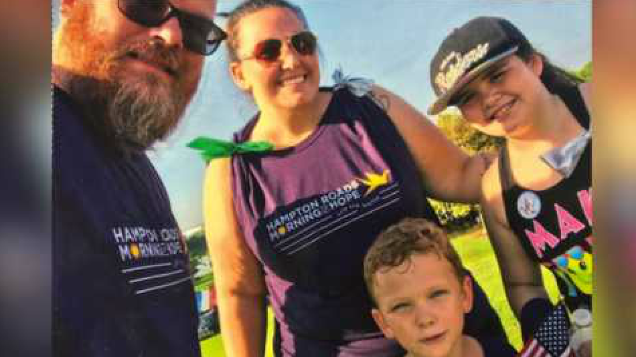 People Taking Action: Local couple's connection to depression helps raises money andawareness!