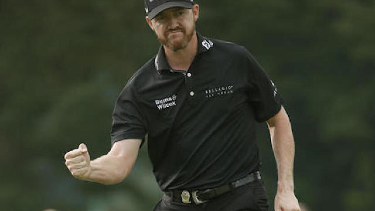 Jimmy Walker tops Jason Day for PGA Championship