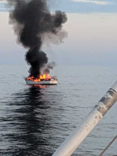 Key West Express saves boaters from fire 2.jpg