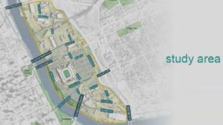 Nashville leaders plan for the future of the city's East Bank