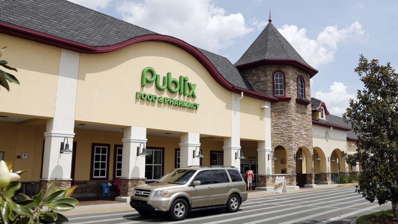 Publix face mask requirement still in place under Phase 3