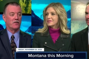 Top stories from today's Montana This Morning, 11-20-2020