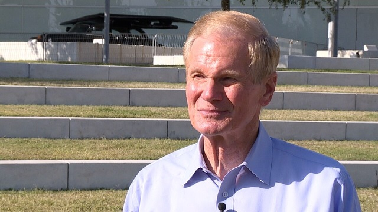 "Sen. Nelson: ""Foolish"" to deny Russian election penetration"