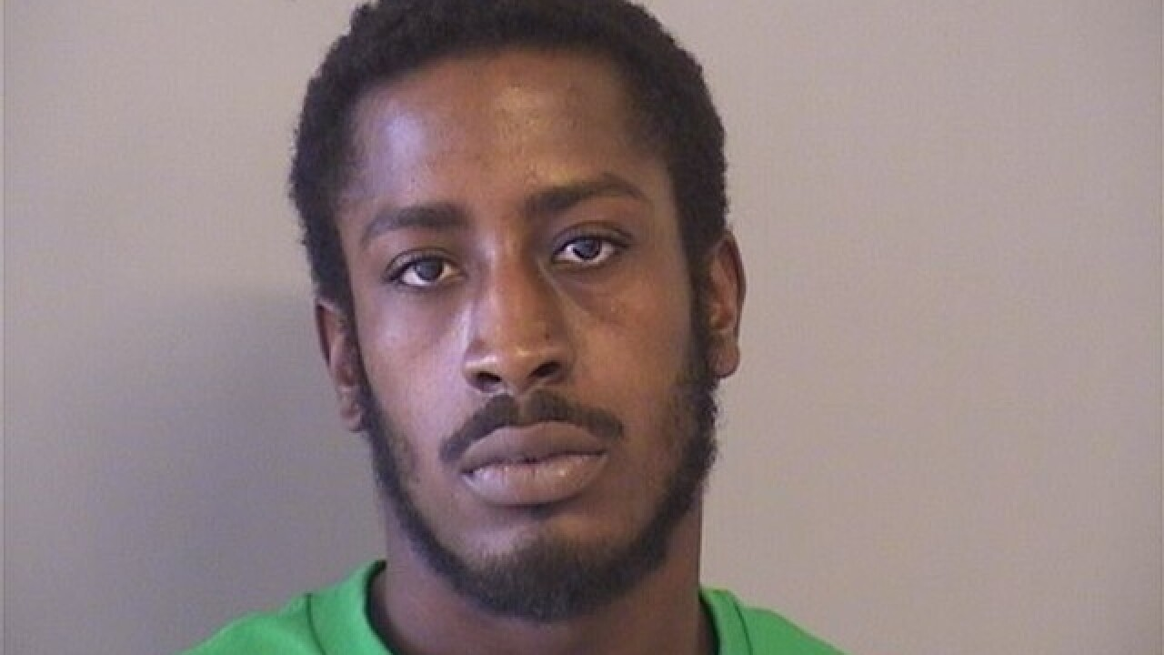 Police: Homeowner fired shots at burglars