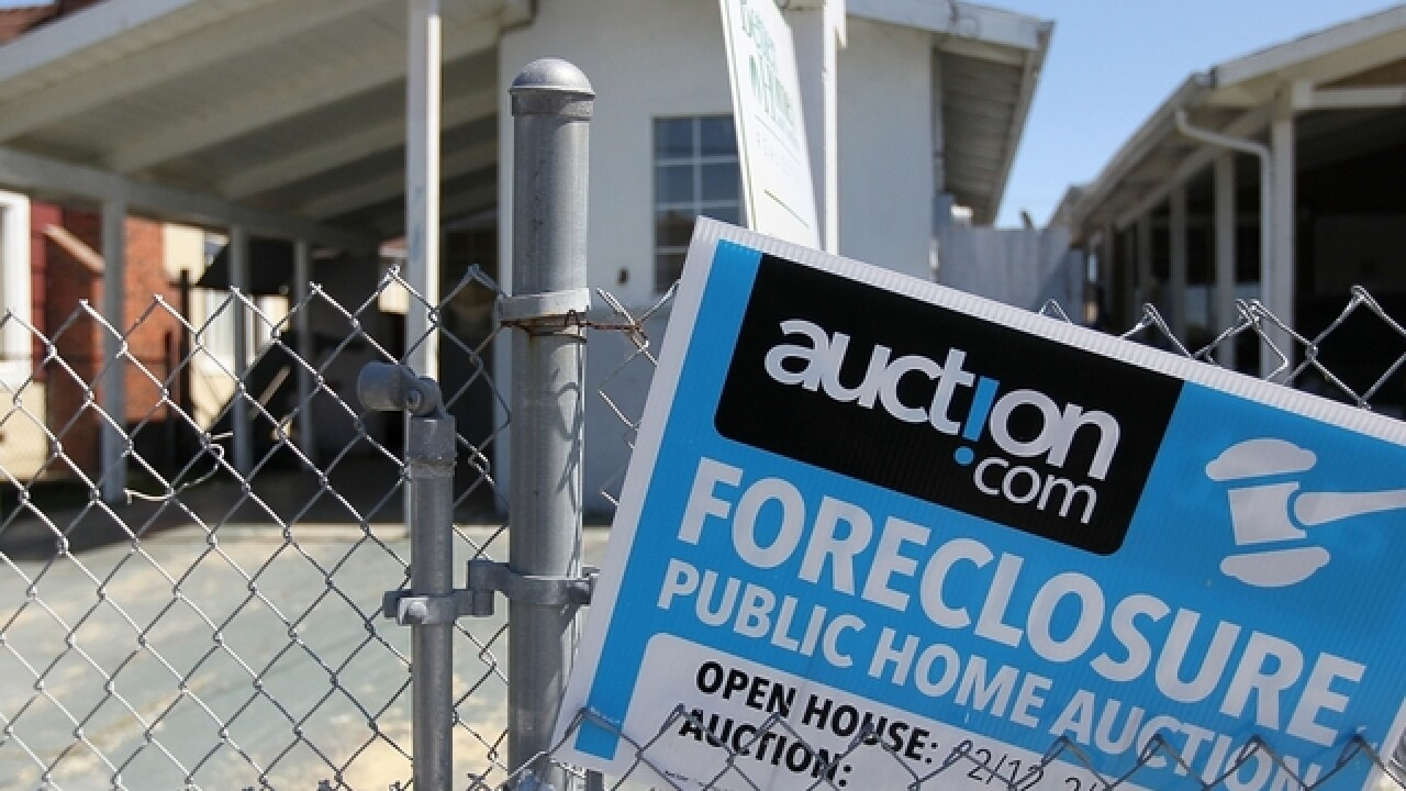Program to help Detroit homeowners facing foreclosure